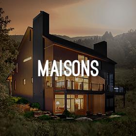 Maison à vendre Mont-Tremblant